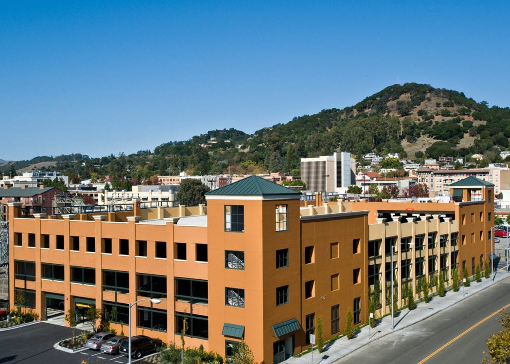 San Rafael Corporate Center Campus Expansion | Truebeck ...