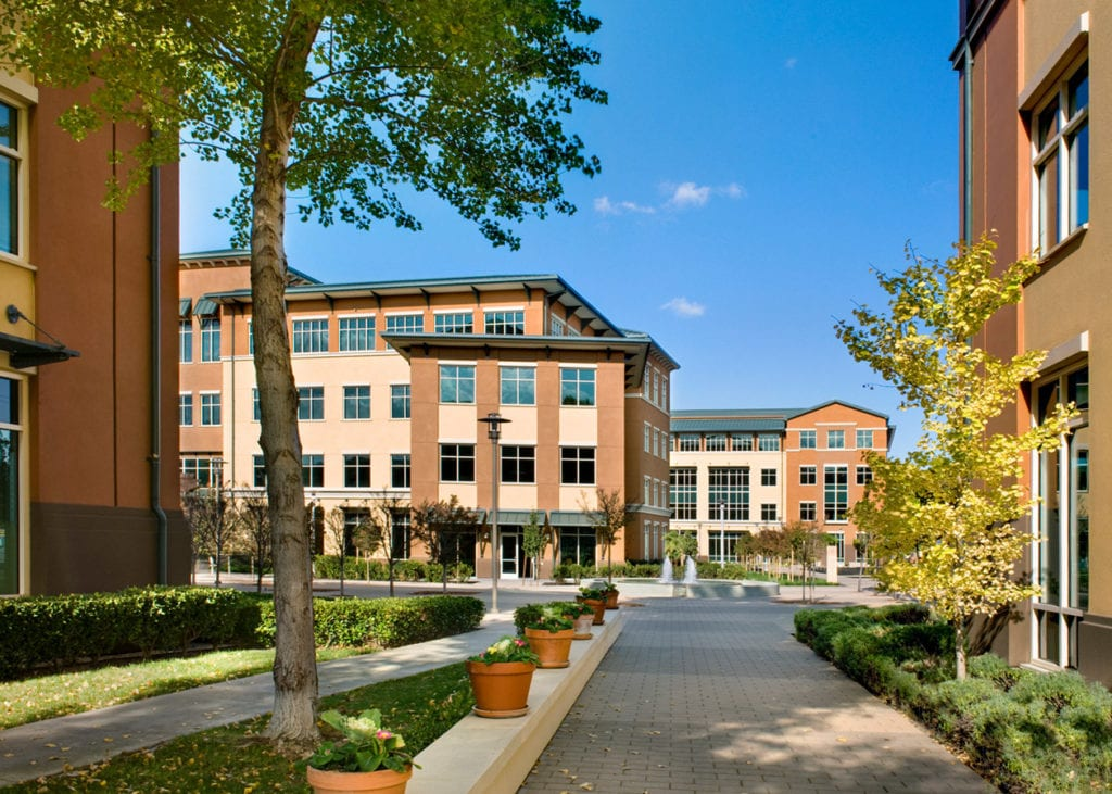 San Rafael Corporate Center | Truebeck Construction