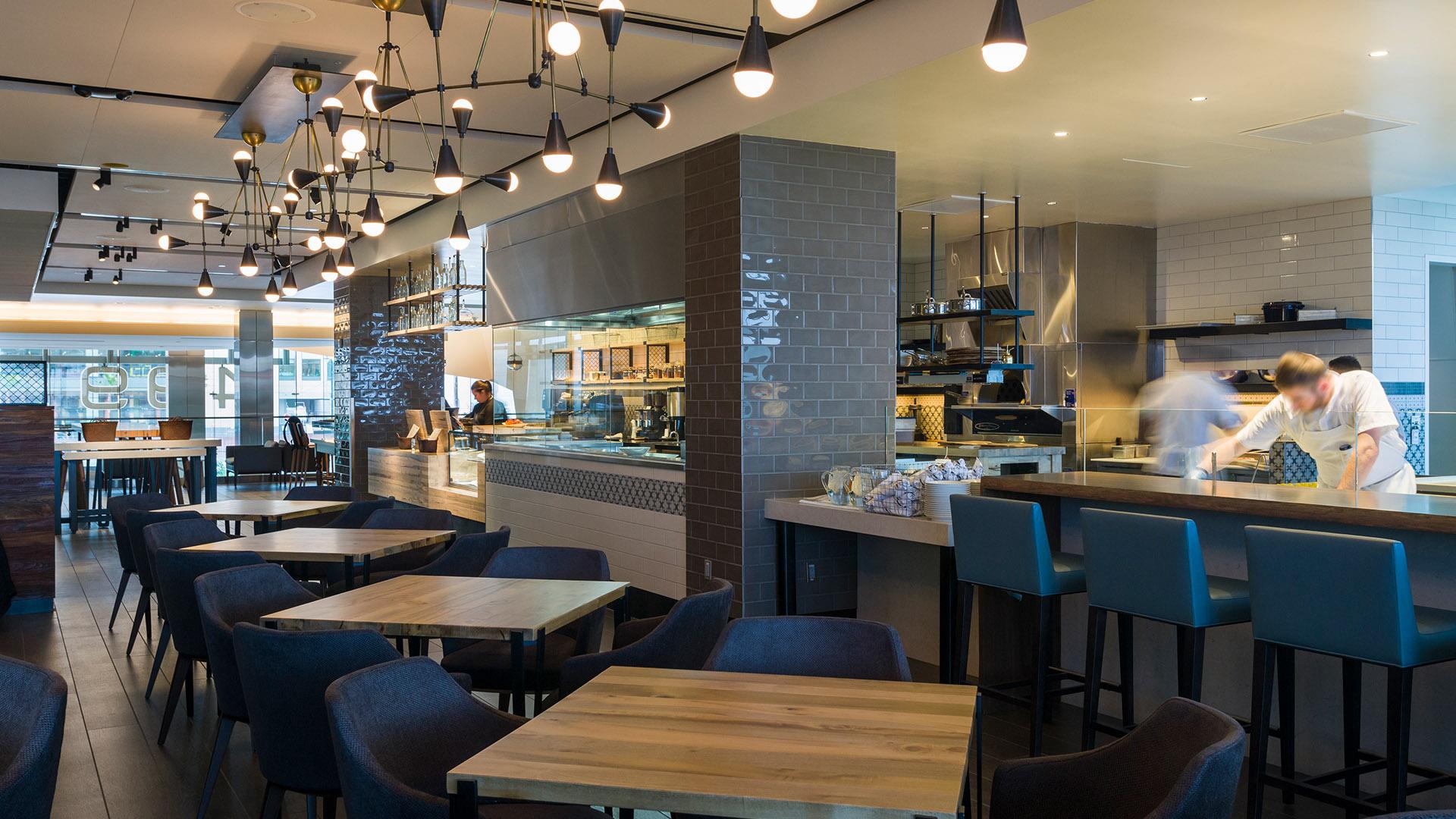 Restaurants Near Hilton Mission Bay San Diego