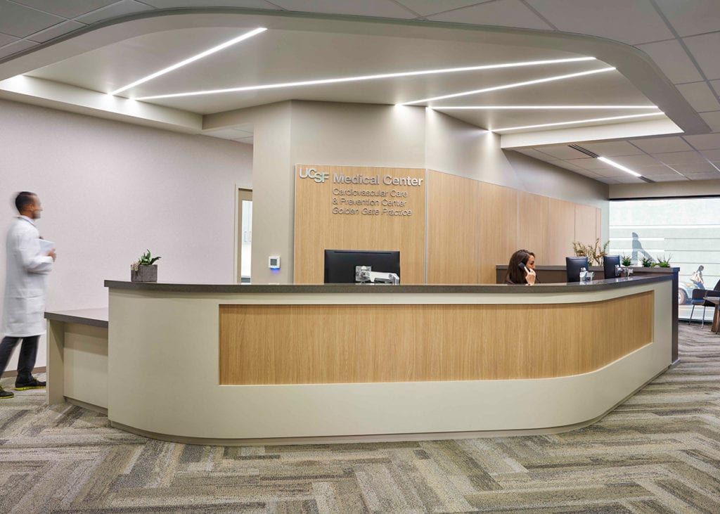 UCSF Cardiology Clinic | Truebeck Construction